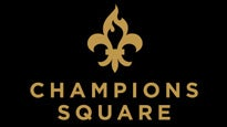 Logo for Bold Sphere Music at Champions Square