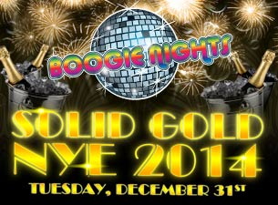 Boogie Nights - New Year's Eve Tickets