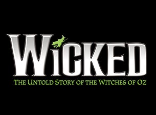 Wicked Touring Ticketmaster