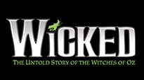 Wicked (Touring) Tickets
