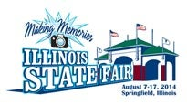 Logo for Illinois State Fairgrounds Il State Fair