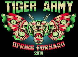Tiger ArmyTickets