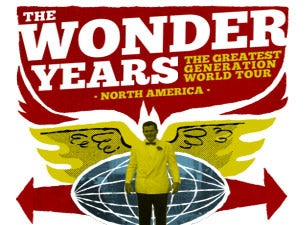 The Wonder Years Tickets