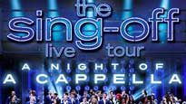 The Sing-Off Live Tour at Louisville Palace