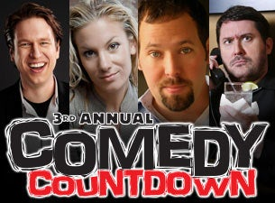 Comedy Countdown Tickets