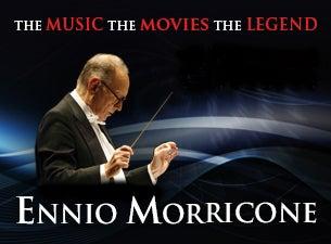 Ennio MorriconeTickets