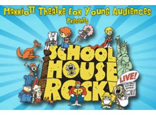 Marriott Theatre for Young Audiences Presents - Schoolhouse Rock LiveTickets