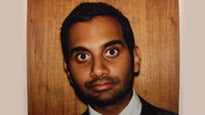 Aziz Ansari at Springfield Symphony Hall