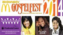 MC Donald's Gospelfest Tickets