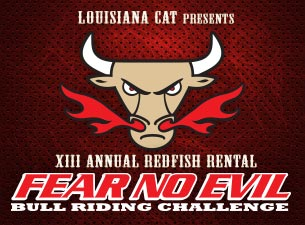 Fear No Evil Bull Riding Tickets