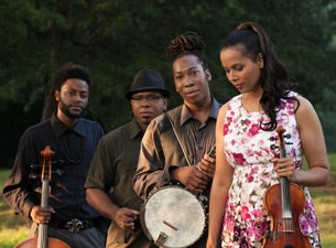 Carolina Chocolate Drops Tickets