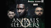 Animals As Leaders W/ Conquering Dystopia and Chon at Zydeco