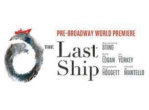 The Last Ship (Chicago) Tickets