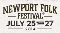Newport Folk Festival Three Day Pass