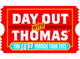 Day Out with Thomas Tickets