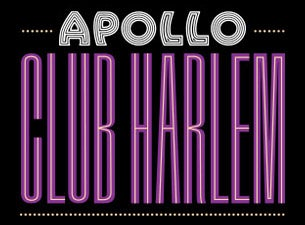 Apollo Club Harlem Tickets