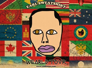 Earl Sweatshirt Tickets