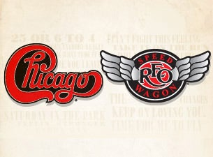 Chicago and Reo Speedwagon Tickets