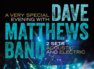 Dave Matthews Band Tickets