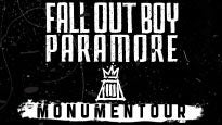 Monumentour: Fall Out Boy And Paramore pre-sale password for show tickets in Concord, CA (Sleep Train Pavilion At Concord)