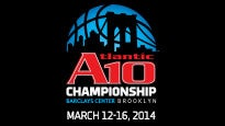 2014 Atlantic 10 Men's Basketball Championship presale password for game tickets in Brooklyn, NY (Barclays Center)