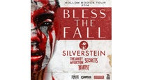 Blessthefall at Saint Andrews Hall