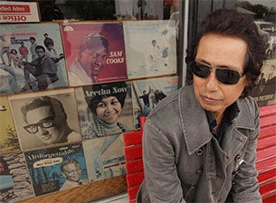 Alejandro Escovedo and the Sensitive Boys Tickets