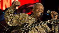 B.B. King at Rialto Square Theatre