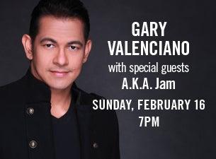 Gary ValencianoTickets