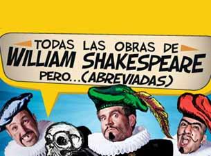 Las Obras Completas de William Shakespeare (Abreviadas)