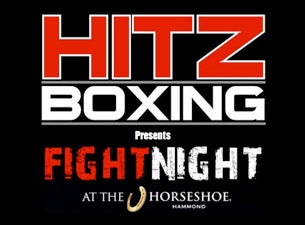 Fight Night At Horseshoe Tickets