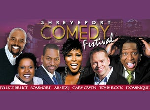 Shreveport Comedy Festival Tickets