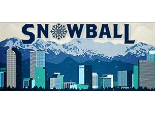 SnowBall Music Festival Tickets
