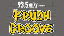 93.5 KDAY PRESENTS KRUSH GROOVE pre-sale passcode for early tickets in Inglewood