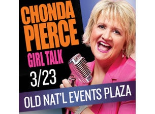 Chonda Pierce Tickets