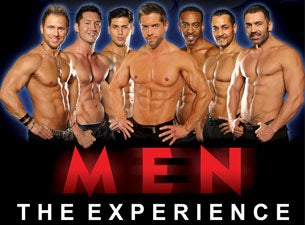 Men the Experience Tickets