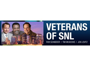 Veterans of SNL Tickets