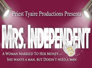Mrs. Independent Tickets