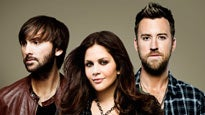 Lady Antebellum: Take Me Downtown Tour