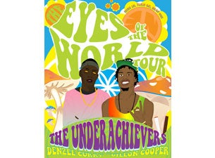 The Underachievers Tickets
