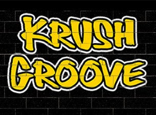Krush Groove Tickets