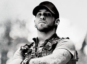 Brantley Gilbert in Concert
