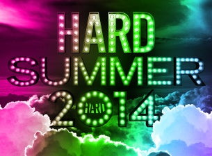 HARD Summer Music Festival Tickets