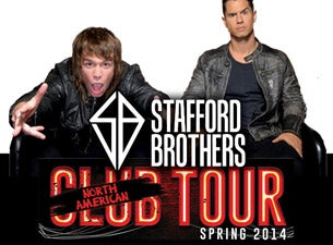 Stafford Brothers Tickets