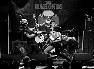 The Mahones Tickets