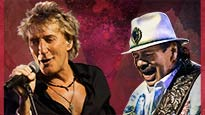 Rod Stewart & Santana pre-sale password for early tickets in Saint Paul