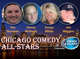Chicago Comedy All Stars Tickets