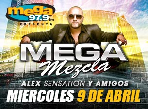 Alex Sensation Tickets