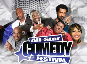 All-star Comedy Festival Tickets