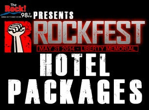 Rockfest Hotel Packages Tickets